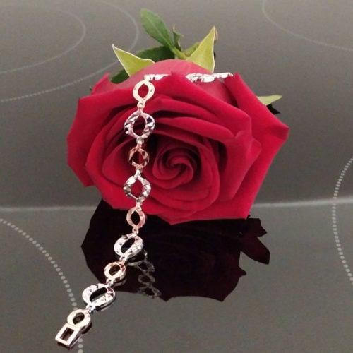 Женский позолоченный браслет GH