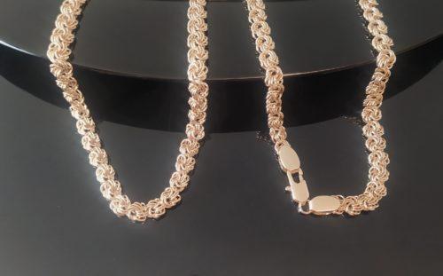 Комплект цепочка и браслет